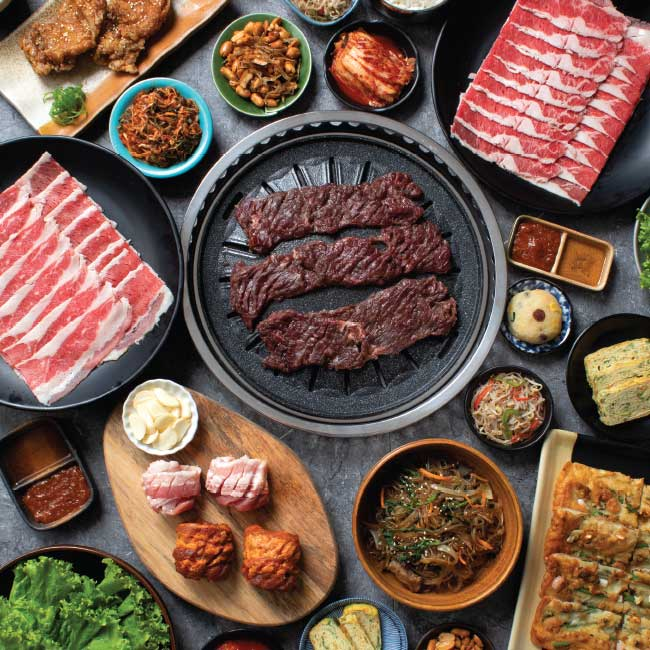 Premium BBQ Combo Set by Soban