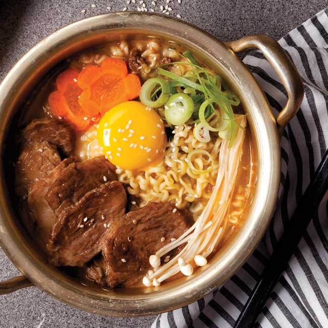 Beef Ramyeon by Soban PH