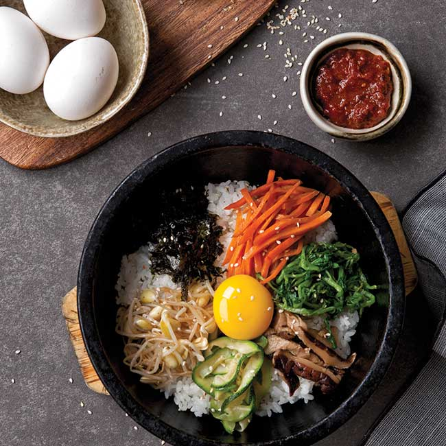 Dolsot Bibimbap by Soban PH