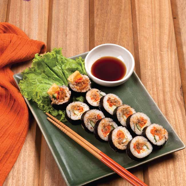 Gimbap by Soban