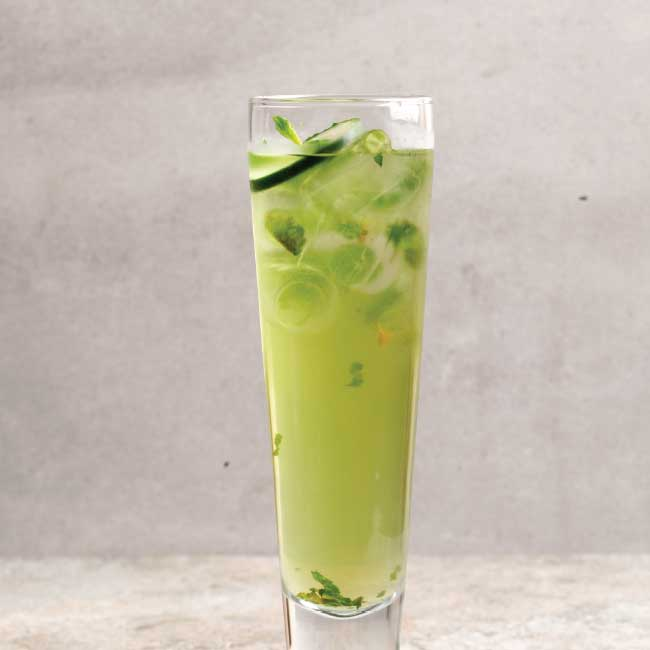 Green Iced Tea by Soban PH