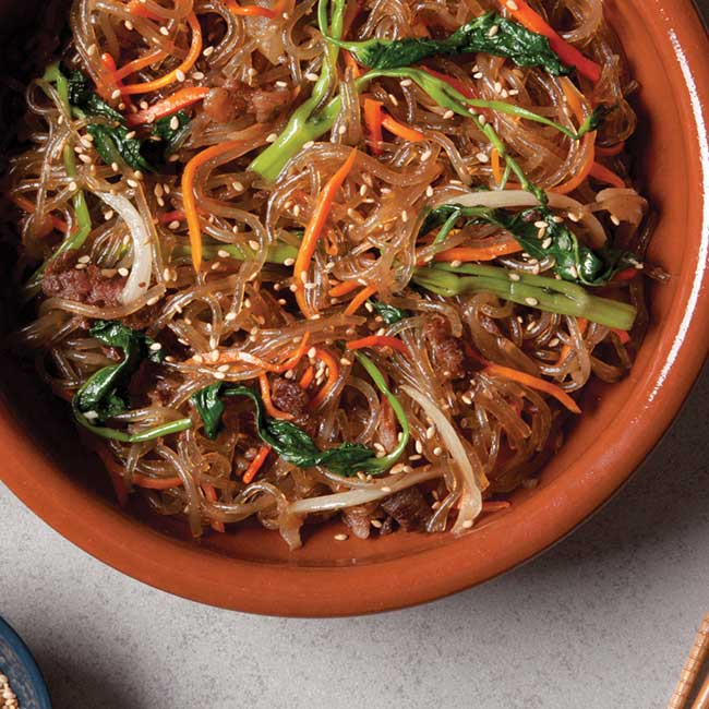 Japchae by Soban PH